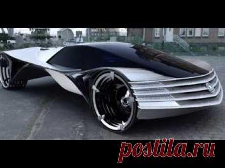Cadillac WTF - первый автомобиль с ядерным двигателем  Cadillac WTF способен перевернуть с ног на голову сегодняшнее представление об автомобилях. Задачей нестандартных решений, которые нашли ме...