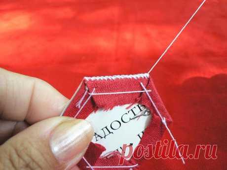Шитье по бумажным шаблонам (Соты, Бабушкин Сад) | МАСТЕР-КЛАССЫ | Пэчворк • Квилтинг • Лоскутное шитье | Пэчворк • идеи