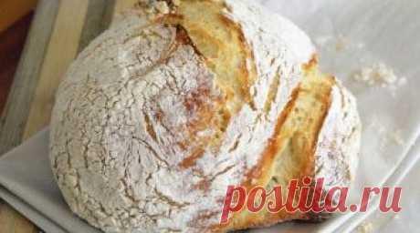 Идеальный домашний хлеб на закваске – Novuyden