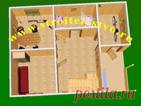 планировка дачных домиков - Поиск в Google