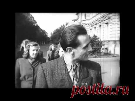 """Kinožurnāls """"Padomju Latvija"""" Nr. 37, 1950.gads (fragments)"""