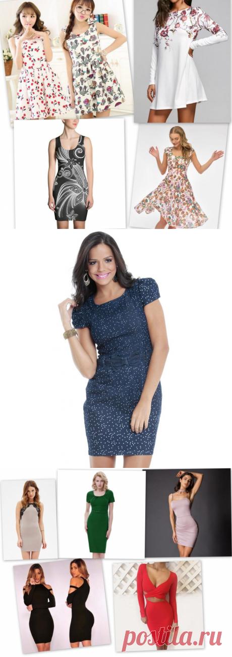 Сшить платье своими руками: выкройки и модели для начинающих (фото и описание)