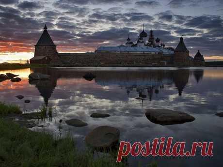 Соловецкие острова — Путешествия