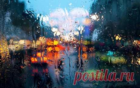 Дождь: приметы иобряды