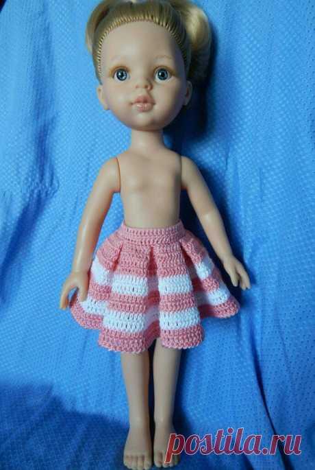 KasatkaDollsFashions - la ropa tejida para las muñecas