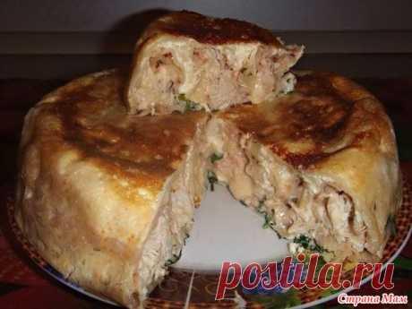 Печём вкусные и сытные пироги. 6 рецептов - МирТесен