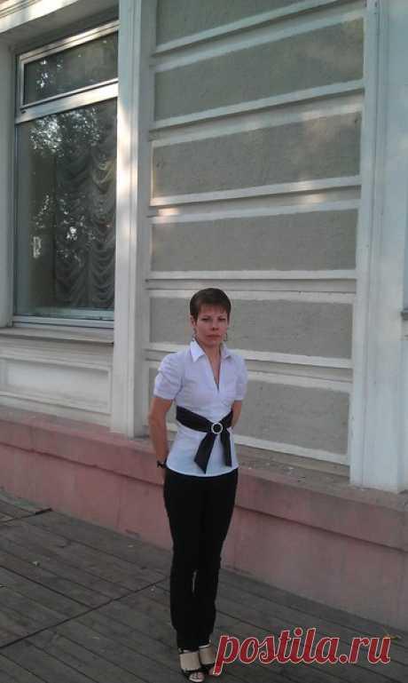 Галина Федосеева