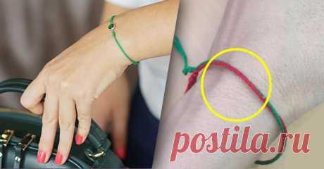 El hilo verde en la muñeca: que significa y como llevar correctamente \u000aNauzy son unos hilos atados en cierto modo, el bramante, los cordones de cuero, que se usaban por los eslavos antiguos en la cualidad oberegov, que poseen la fuerza potente. Creado por propias manos neo …