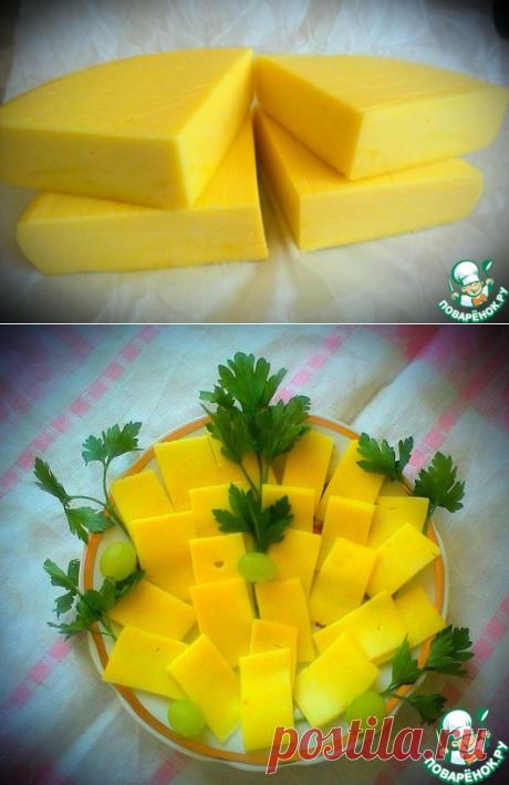 Сыр по-домашнему – проще, чем кажется