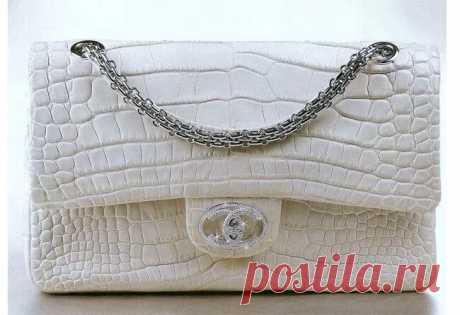 12 самых дорогих брендов сумок в мире - Chanel
