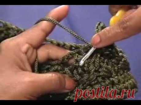 Tejidos a Crochet parte 1
