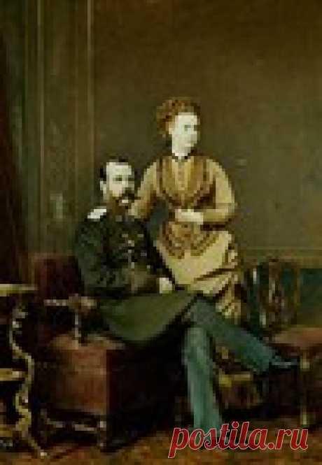 ♥ღ♥Секрет императора. История любви Александра II и Екатерины Долгоруковой♥ღ♥