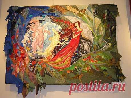 УспехПресс - Фестиваль творческих идей Статьи: Декоративно-прикладное творчество  О. Милованова. Мои работы.