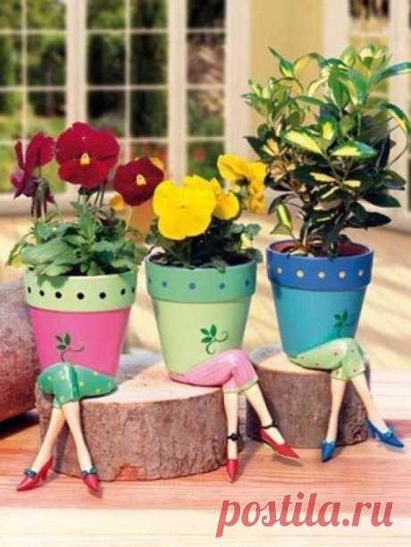 (11) цветы для друзей