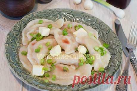 ✔️Что приготовить из вареной колбасы – вареники с картошкой и докторской, рецепт с фото