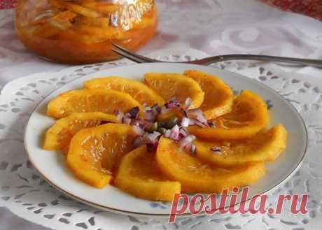 Los limones marinados por el modo rápido \u000d\u000a\u000d\u000a** 1\/2 agudo perchika chili 3 art. de l. El jugo de limón de 3 organik-limón pequeños (cortar a lo largo y después a los plásticos delgados de través) 35 g del azúcar 1\/2 art. de l. Una gran sal marina 1 diente aplastado chesn …