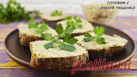 Вкуснейшая намазка на хлеб за 3 минуты! Отличный вариант для бутербродов на праздничный стол Вкусная, недорогая, очень простая и быстрая в приготовлении намазка на хлеб, подойдет и на праздник, и для быстрого перекуса.Ингредиенты:Плавленый сырок – 180 грамм 2 Шпроты в масле – 160 грамм1 Перец...