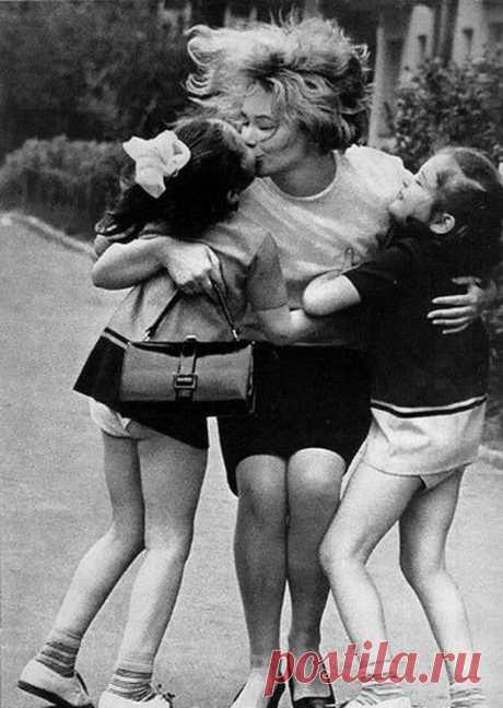 Ностальгия! Счастливые мгновения СССР (30 фото)