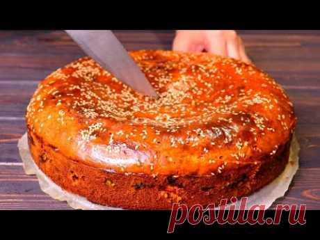 Готовлю такой пирог, когда хочется несладкой выпечки! Вкусный и пышный заливной пирог Готовлю такой пирог, когда хочется несладкой выпечки! Вкусный и пышный заливной пирог. 💜 СПАСИБО за ЛАЙК! 💜 _________________________________Ингредиенты:ДЛ...