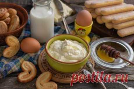 Сливочно-медовый заварной крем для любого торта. Пошаговый рецепт с фото — Ботаничка.ru