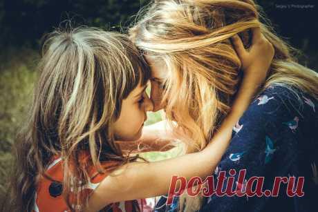 5 фраз для дочери, чтобы она всю жизнь ощущала материнскую любовь | Я Ваша Кроха | Яндекс Дзен