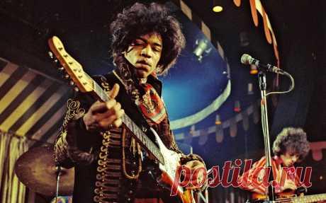 Величайшие гитаристы современности.