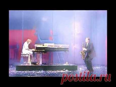 (+1) - Cаксофон ! Любителям и ценителям джаза! Игорь Бутман и Дмитрий Маликов | Искусство