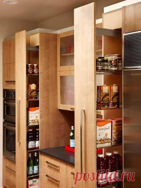 Функциональные кухоньки