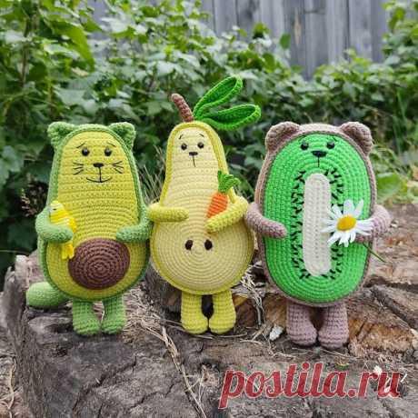 Малыши от mafulya_crochettoys