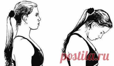 Лучшие упражнения для здоровья шейных позвонков