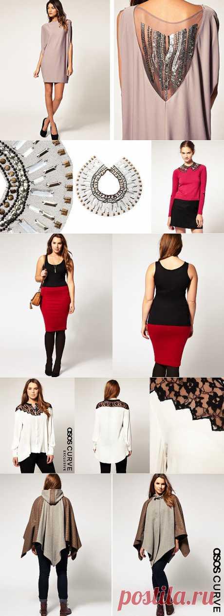 Идеи с ASOS (Dina M) / Декор / Модный сайт о стильной переделке одежды и интерьера
