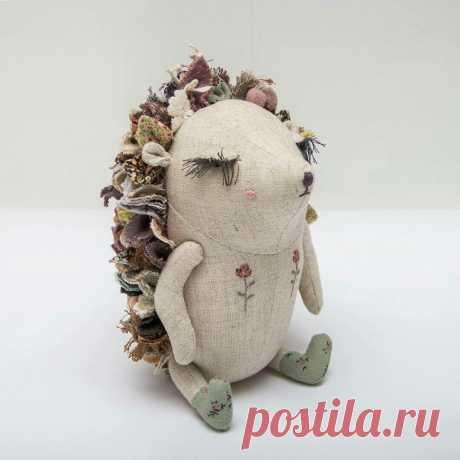 Лоскутные игрушки Lena Bekh