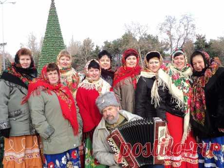 Анапа на фестивале Рождественские звезды