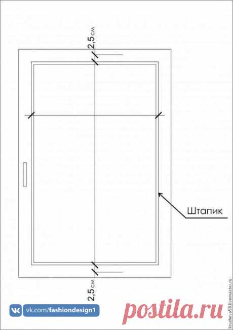 Как сшить стильные шторы — Сделай сам, идеи для творчества - DIY Ideas