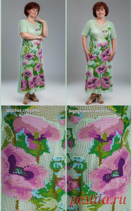 Филейное вязание крючком . — АРХИВ Наши творения -одежда в филейной технике (Обязательно подписывайте фото )   OK.RU