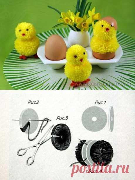 Подарив такаких цыплят родным и близким, вы пожелаете им счастья, добра, благополучия и достатка. Цыпленок, только что вылупившийся из яйца, символизирует возрождение и непрерывность жизни.