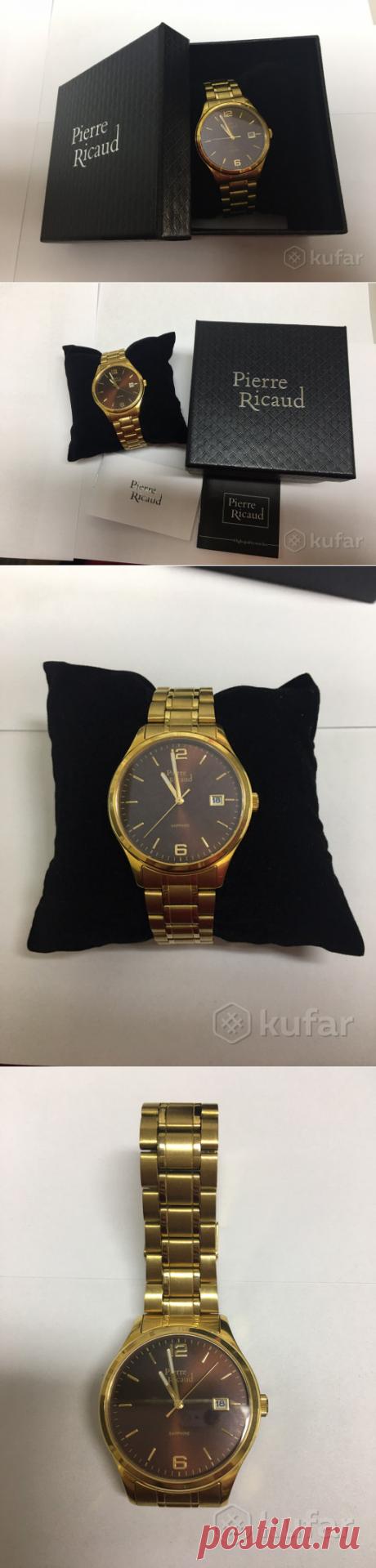 Часы Pierre Ricaud P91086.115GQ