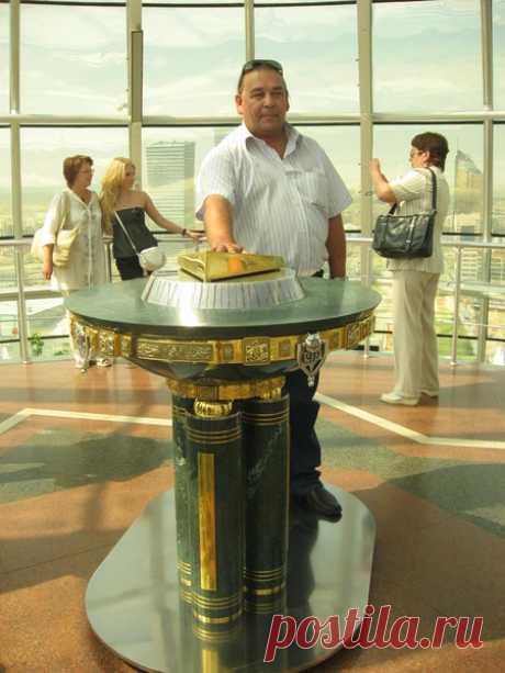 Роман Избасов