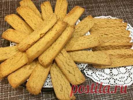 Овсяные палочки с сыром — Sloosh – кулинарные рецепты