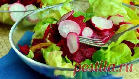 Салаты из редиски - простые и вкусные рецепты Редиска — один из самых витаминных овощей, поэтому салаты с ней особенно полезные, а так же легкие и освежающие. Вкус