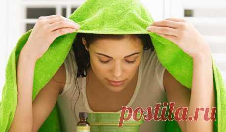 Вечерняя процедура по омоложению кожи лица. — Красота и здоровье