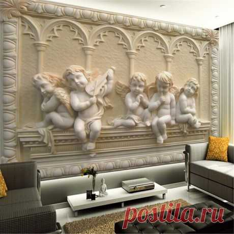 wallpaper disney Picture - More Detailed Picture about Custom 3d mural wallpaper European style 3D stereoscopic relief jade living room TV backdrop bedroom 3d photo wallpaper Picture in Wallpapers from Colors Make Co., Ltd | Aliexpress.com | Alibaba Group
