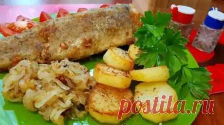 Рыба по-ленинградски: незабываемый вкус из советского прошлого - Вкусные рецепты - медиаплатформа МирТесен