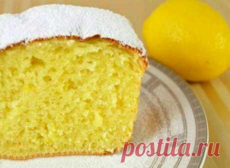 Вкуснейший творожный кекс с низким содержанием масла - Вкусные рецепты - медиаплатформа МирТесен