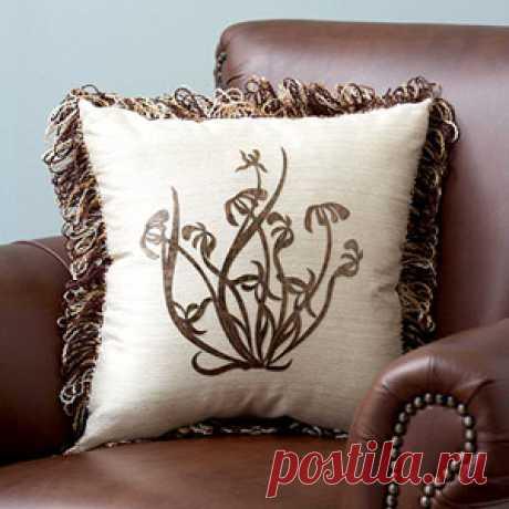 101 almohada decorativa: las ideas para la obra