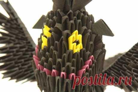 Дракончик в технике модульного оригами Дракончик в технике модульного оригамиВ этом мастер классе я хочу рассказать вам как сделать более сложную фигурку в технике модульного оригами, а именно, дракончика из мультфильма «Как приручить драк...