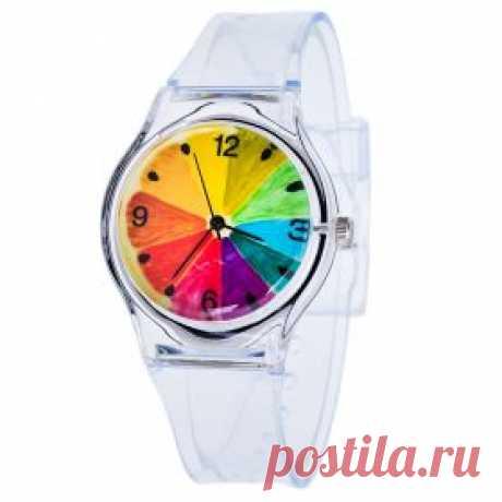 Детские прозрачные, силиконовые часы с ярким циферблатом | Алиэкспресс на русском. Обзоры товаров и отзывы. Хороший Алиэкспресс.