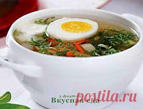 Зеленые щи - суп из щавеля и крапивы - Вкусная еда Зеленые щи - суп из щавеля и крапивы - придутся многим по вкусу. Готовятся они легко и просто по нашему рецепту с фото. Вкусный, легкий и сытный весенний супчик