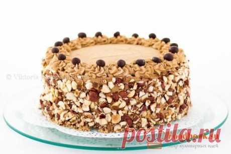 Рецепт торта Мокко | Foodbook.su На первый взгляд, рецепт торта Мокко может показаться сложным. Поверьте его приготовление, доставит Вам уйму положительных эмоций а вкус поднимет настроение на весь день.