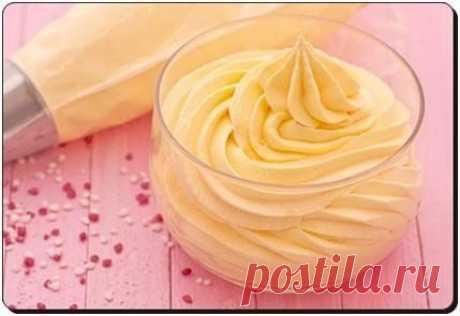 La crema de céfiro - las recetas Simples Овкусе.ру